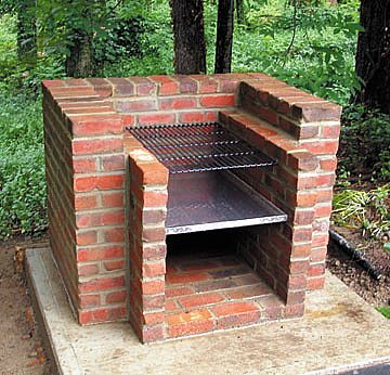 Construire un barbecue bricobistro - Comment faire un barbecue en pierre ...