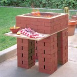 barbecue fixe 150x150 Construire un barbecue   guide de construction