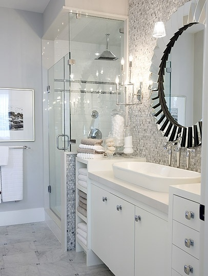 salle de bain moderne photo