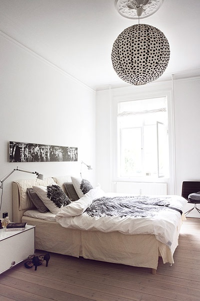 zag bijoux lustre de chambre a coucher. Black Bedroom Furniture Sets. Home Design Ideas