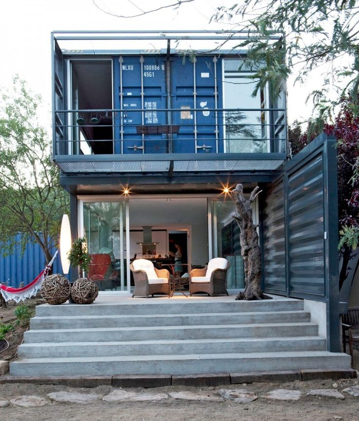 Container Van House Philippines Joy Studio Design