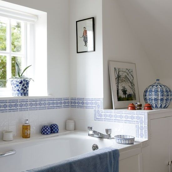 blue and white bathrooms choisir la couleur de la salle de bain 21 id 233 es de 17446