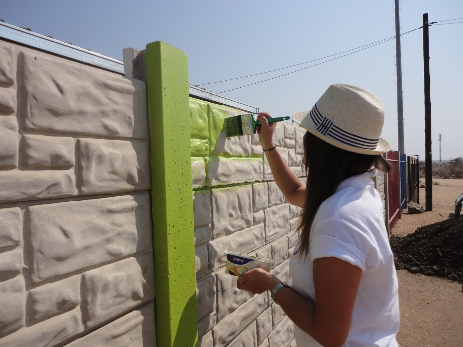 Comment Faire Des Rayures En Peinture Sur Un Mur techniques pour peindre des rayures sur un mur – bricobistro