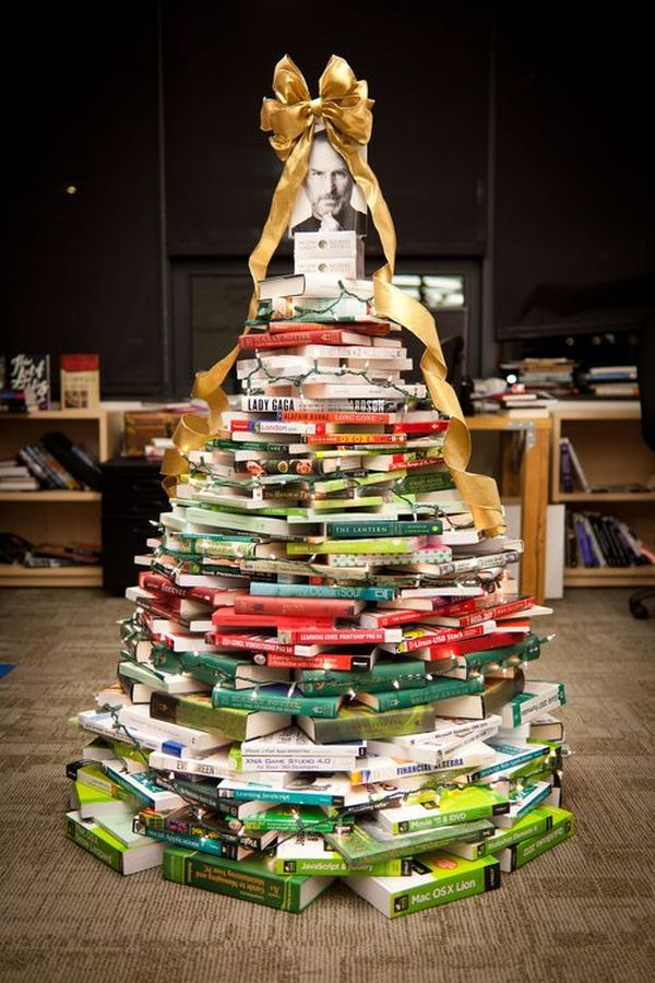 books-tree