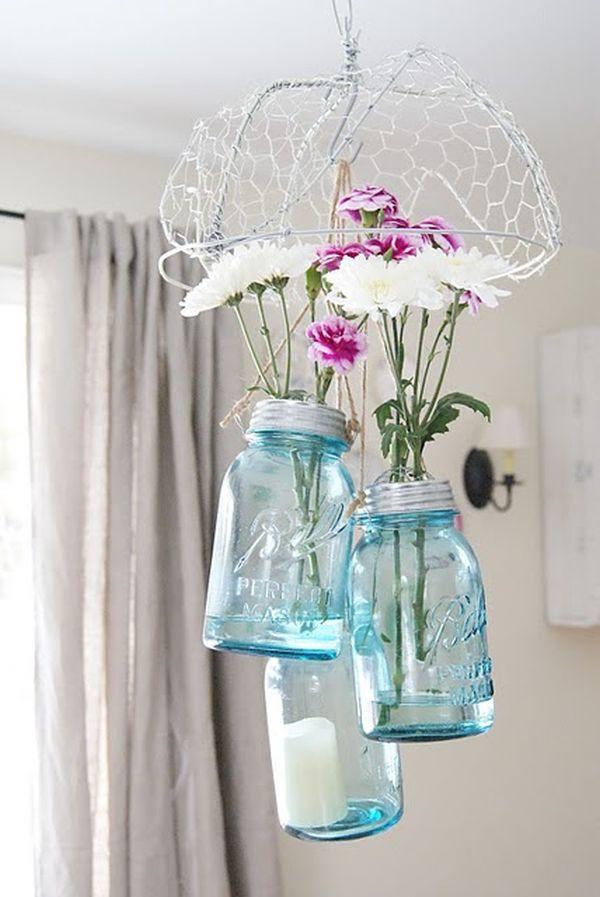 vases pendants