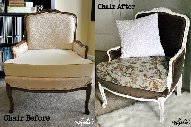 relooking chaise