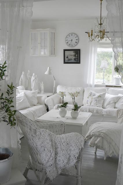 décoration tout en blanc1
