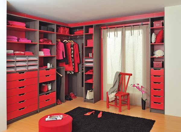 fabriquer un dressing d angle maison design. Black Bedroom Furniture Sets. Home Design Ideas