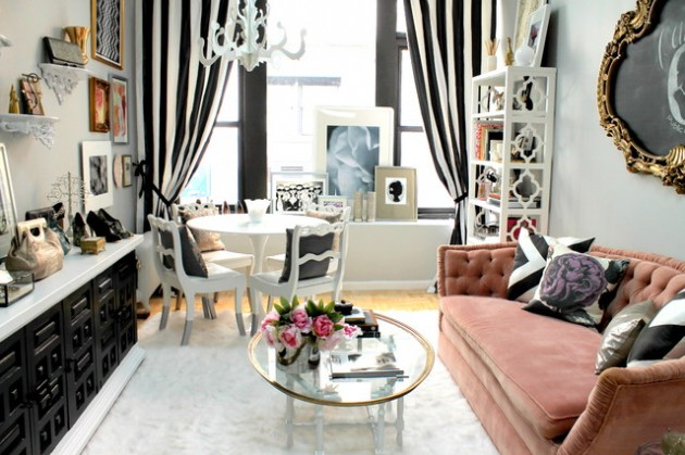 chambre femme glamour (4)