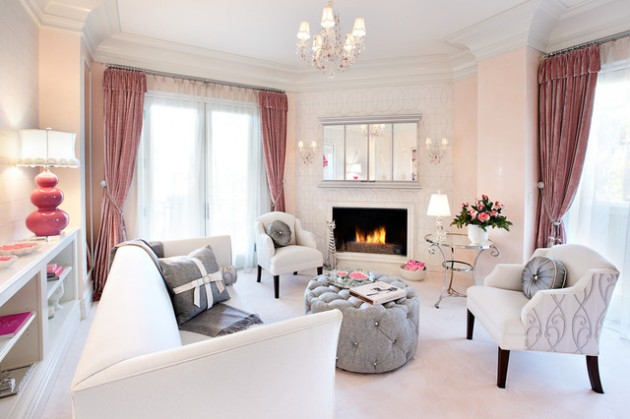 chambre femme glamour (5)