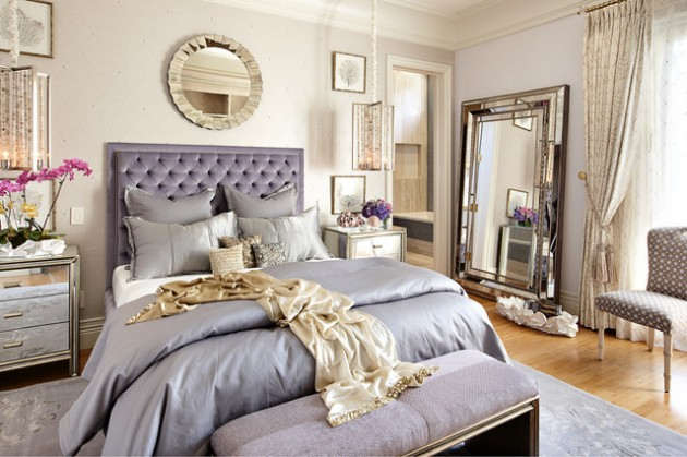 chambre femme glamour (9)