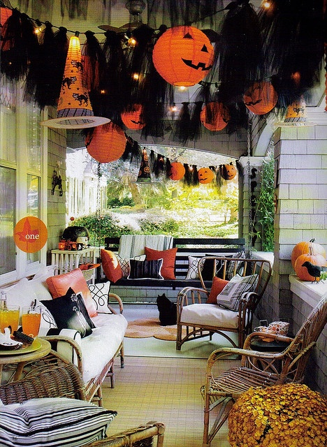 Decoration Balcon Halloween