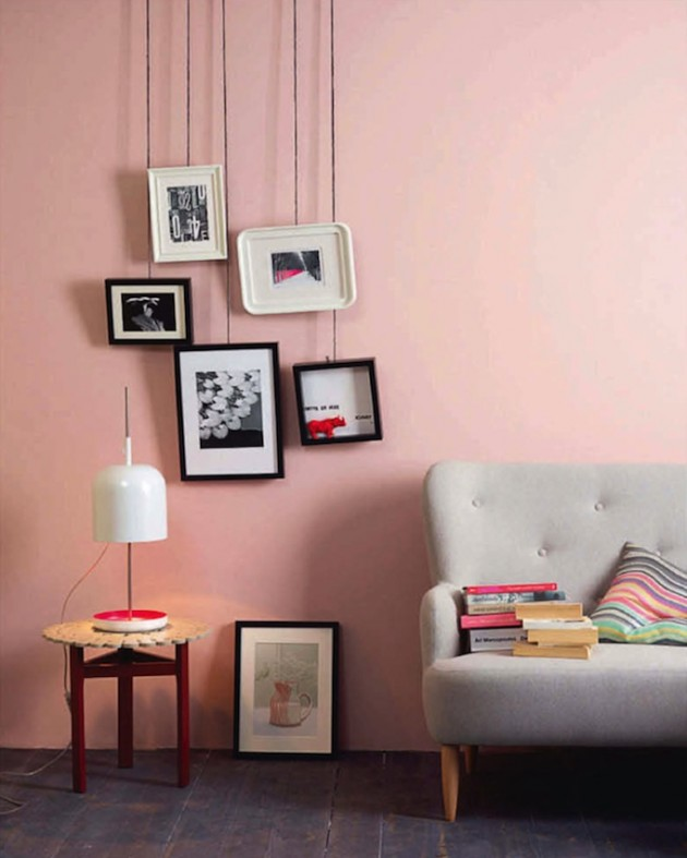 decoration interieur rose