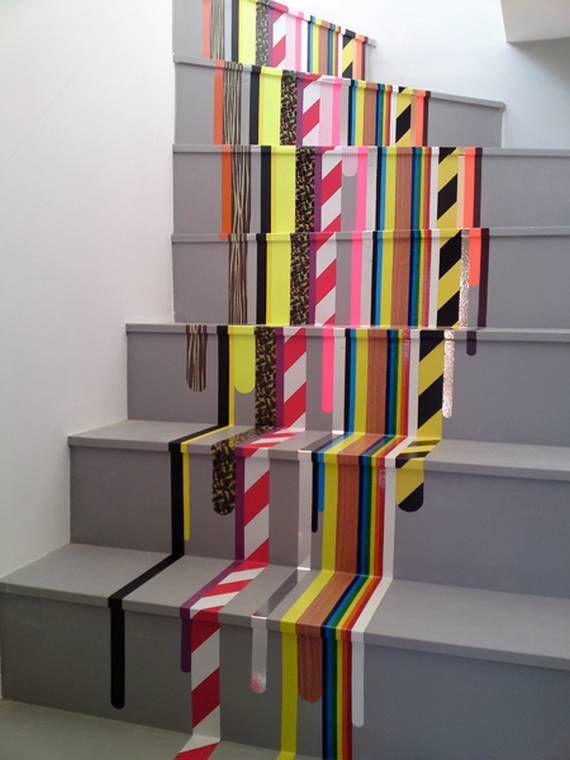 escalier coloré (5)