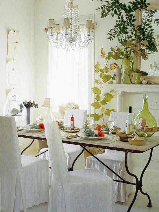 Des exemples de petite salle manger bricobistro - Petite table de salle a manger ...