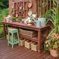 table jardin