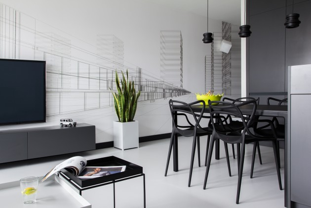 appartement homme