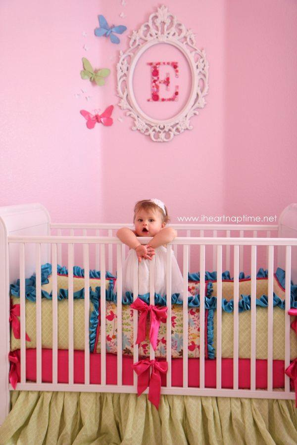 chambre bb - Idee Decoration Chambre Bebe Fille