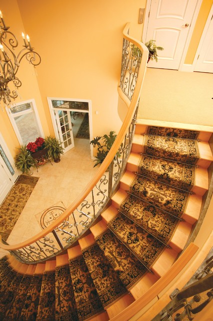 escalier traditionnel (6)