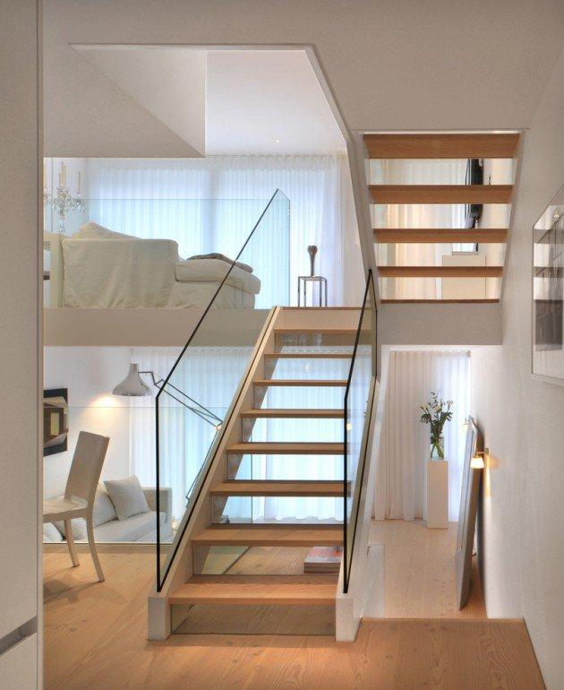 escalier contemporain (7)