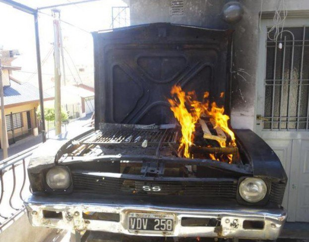 voiture barbecue (3)