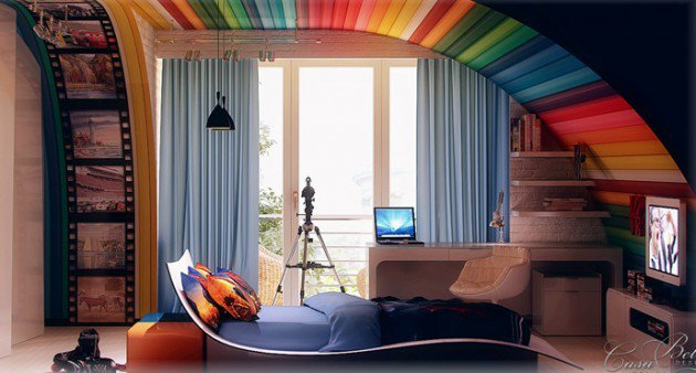 Awesome Chambre Fillette 12 Ans Contemporary - House Design ...
