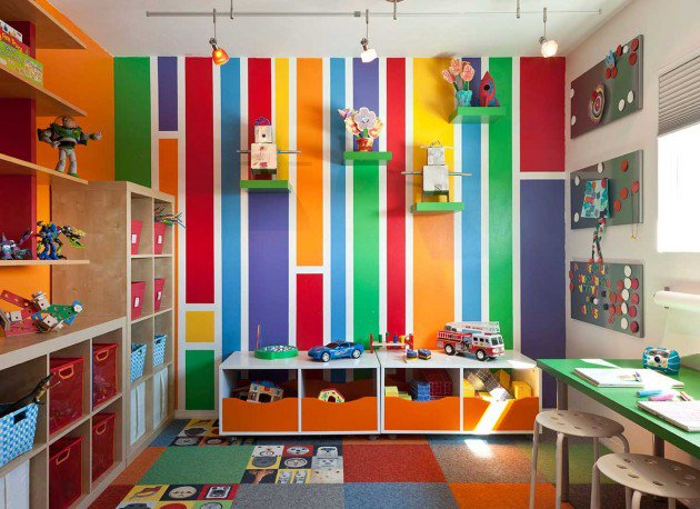 Beautiful Chambre Fille Multicolore Photos - Design Trends 2017 ...