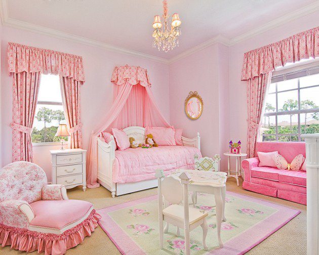 chambre fille traditionnelle (10)