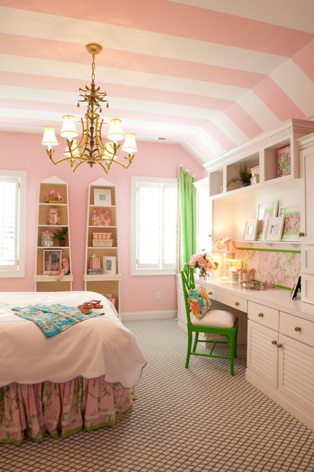 chambre fille traditionnelle (2)