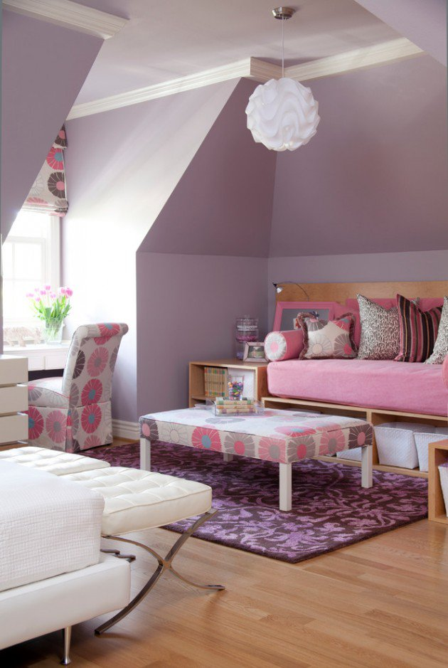 chambre fille traditionnelle (4)