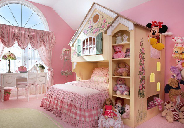 chambre fille traditionnelle (5)