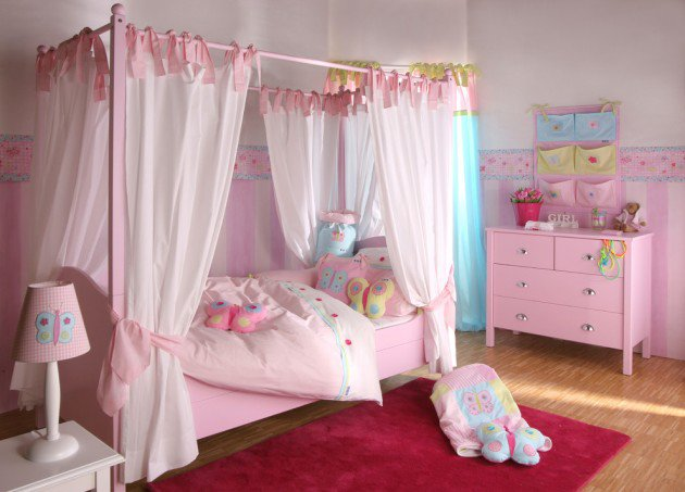 chambre fille traditionnelle (7)