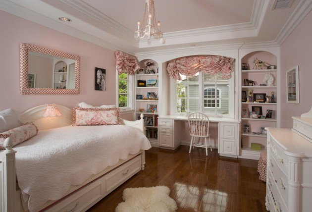 chambre fille traditionnelle (9)