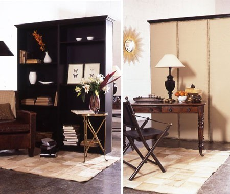 optimisation d 39 espace comment fabriquer un meuble cloison bricobistro. Black Bedroom Furniture Sets. Home Design Ideas