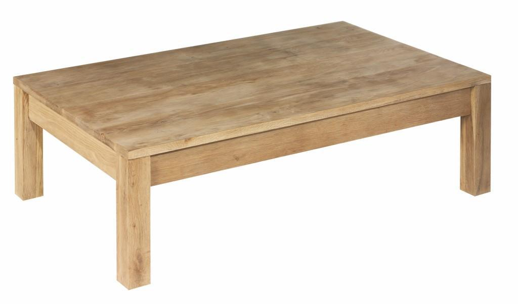 Comment transformer une table en banc bricobistro - Faire une table basse en bois ...