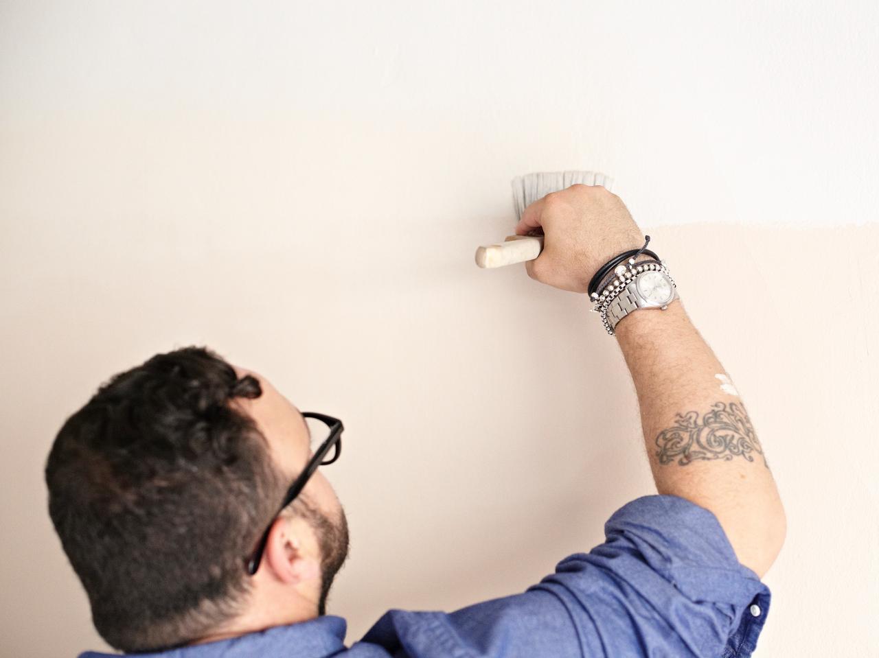 peindre mur ombré9
