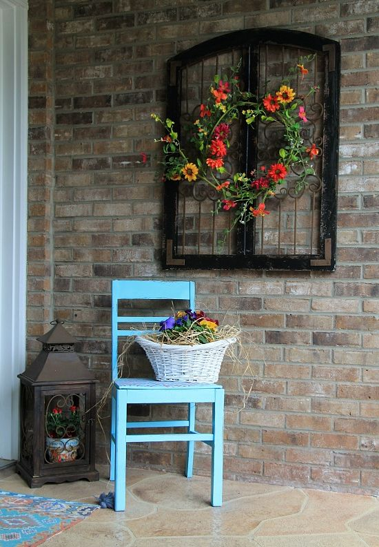 Exemple De Peinture Chambre À Coucher : Outside Rustic Wall Decor