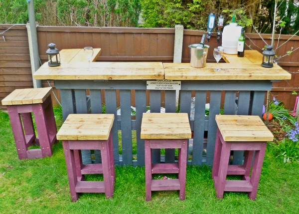 diy meuble patio