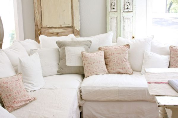 comment r ussir une d co shabby chic bricobistro. Black Bedroom Furniture Sets. Home Design Ideas
