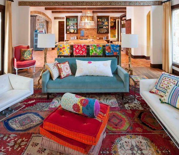 Indian Home Decor Ideas That Reflect Indian Culture: Comment Décorer Votre Maison Avec Un Style Mexicain
