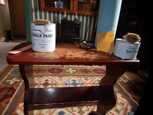 Refinishing Old Furniture Nature Inspired Handcrafted