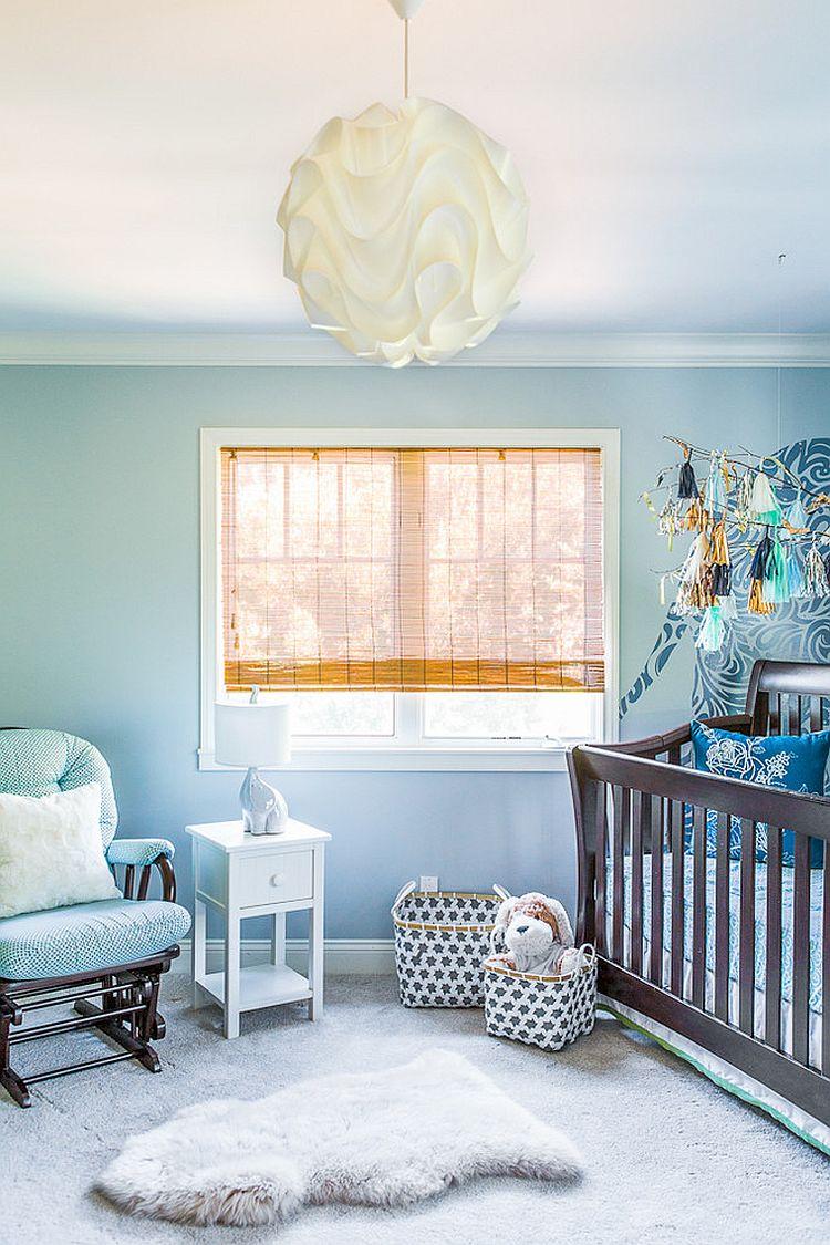 Décorez la chambre de votre bébé en vous inspirant de la mer ...