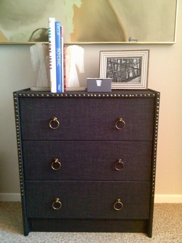 diy comment transformer une commode ikea rast bricobistro. Black Bedroom Furniture Sets. Home Design Ideas