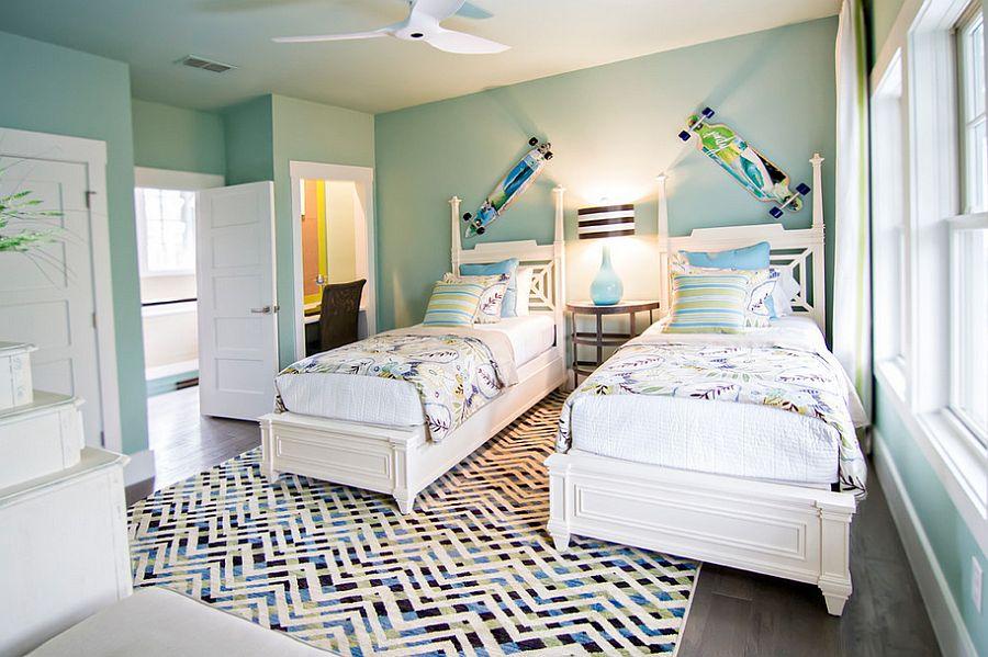 Une d co tropicale pour la chambre de vos enfants - Chambre bien decoree ...