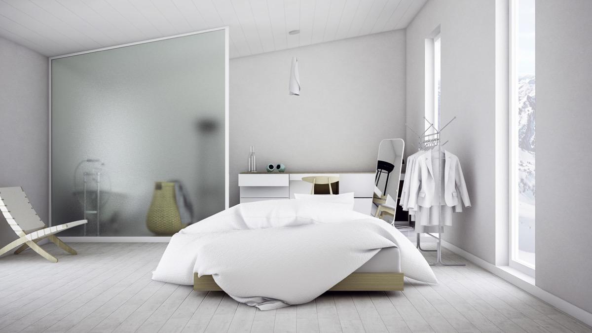 Idées déco: des chambres à coucher scandinaves à l'honneur ...