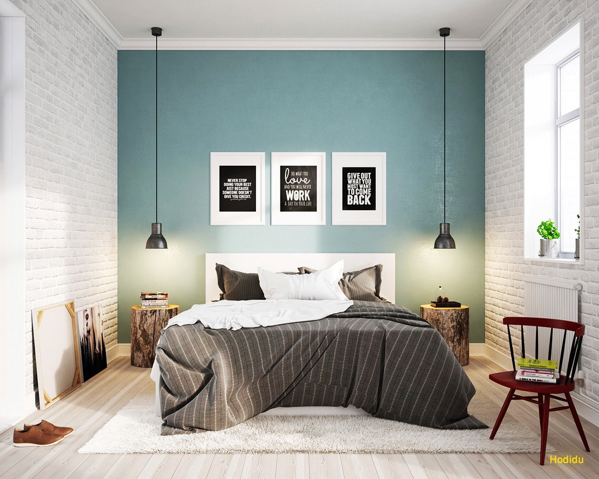 Deco chambre a coucher blanche – lombards