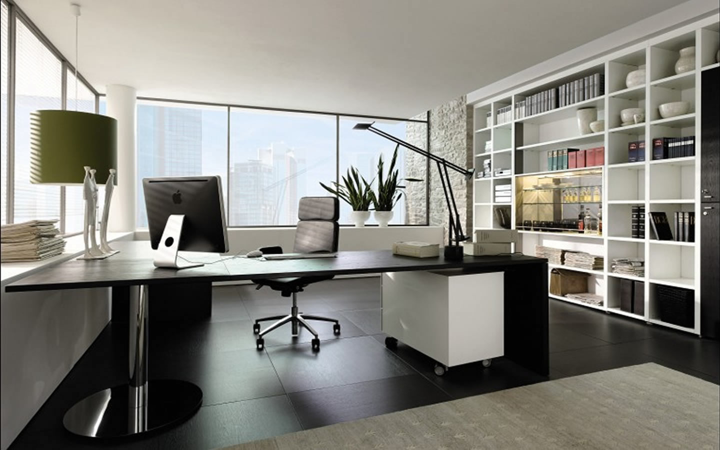 10 conseils pour adopter le feng shui dans votre bureau. Black Bedroom Furniture Sets. Home Design Ideas