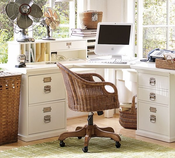 10 ides de bureau dangle pratique et ergonomique BricoBistro