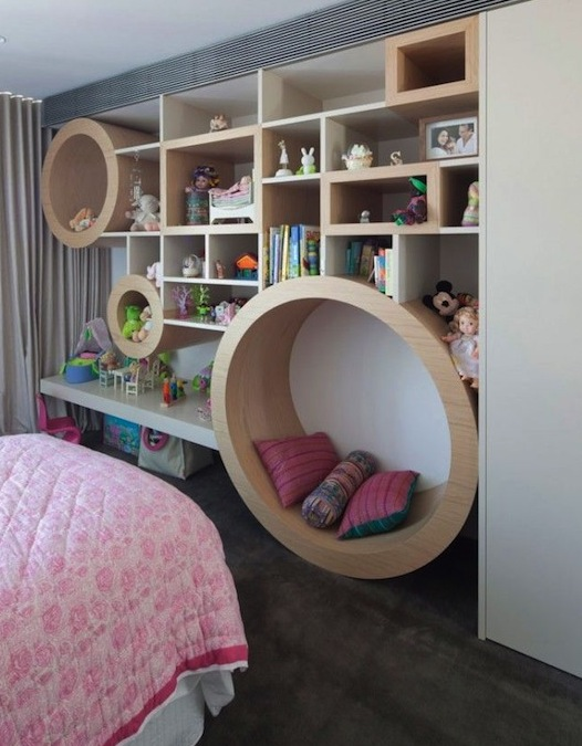 10 id es g niales essayer absolument dans la chambre de vos enfants bricobistro. Black Bedroom Furniture Sets. Home Design Ideas