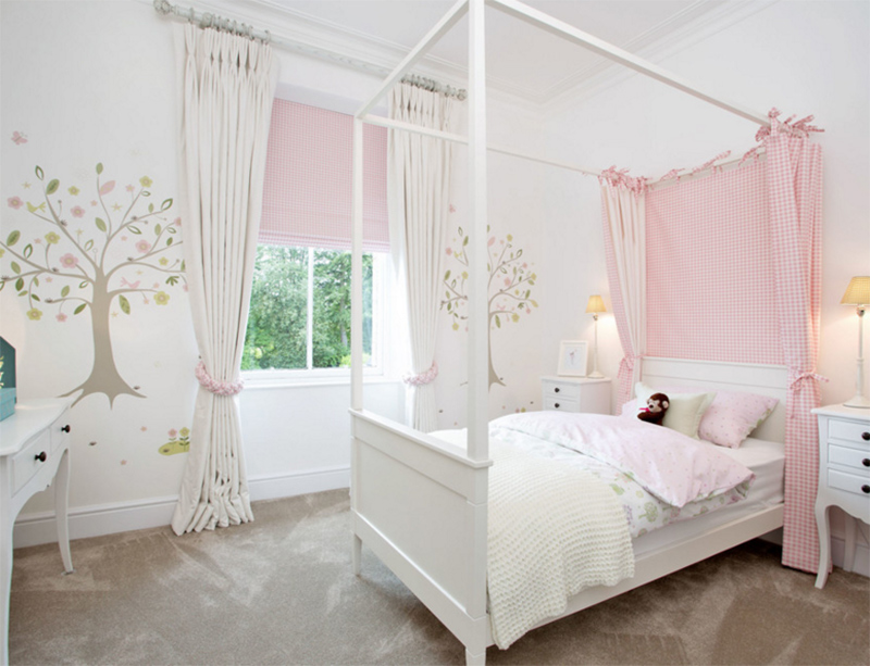 chambre fille traditionnelle3